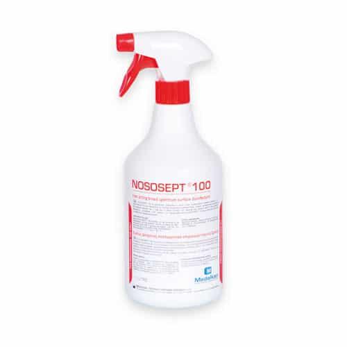 Ευρέως φάσματος απολυμαντικό επιφανειών – NOSOSEPT 100
